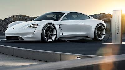La première voiture Porsche entièrement électrique arrivera en 2019 prête à rivaliser avec Tesla