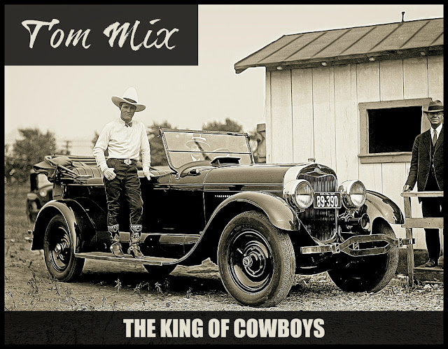 Tom Mix Ralston Straight Shooters