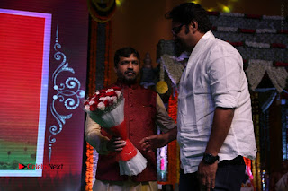 Shatamanam Bhavathi Audio Launch Stills  0156.JPG