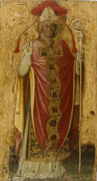 Mediaeval vestments