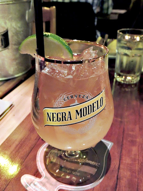 Modelo-Rita - A Progressive Dinner with Negra Modelo from www.bobbiskozykitchen.com