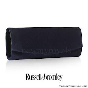 Kate Middleton style Russell and Bromley Clutch
