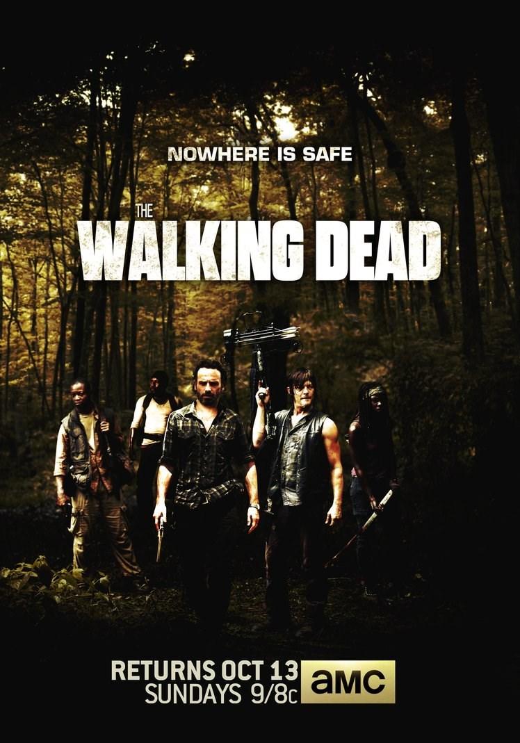 Streaming The Walking Dead Season 9 Sub Indo : streaming, walking, season, Streaming, Walking, Season, Episode