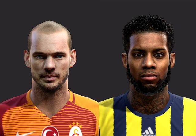 Sneijder & Lens by EmreKaya