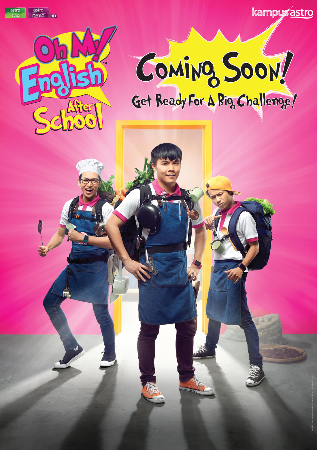 Oh My English After School