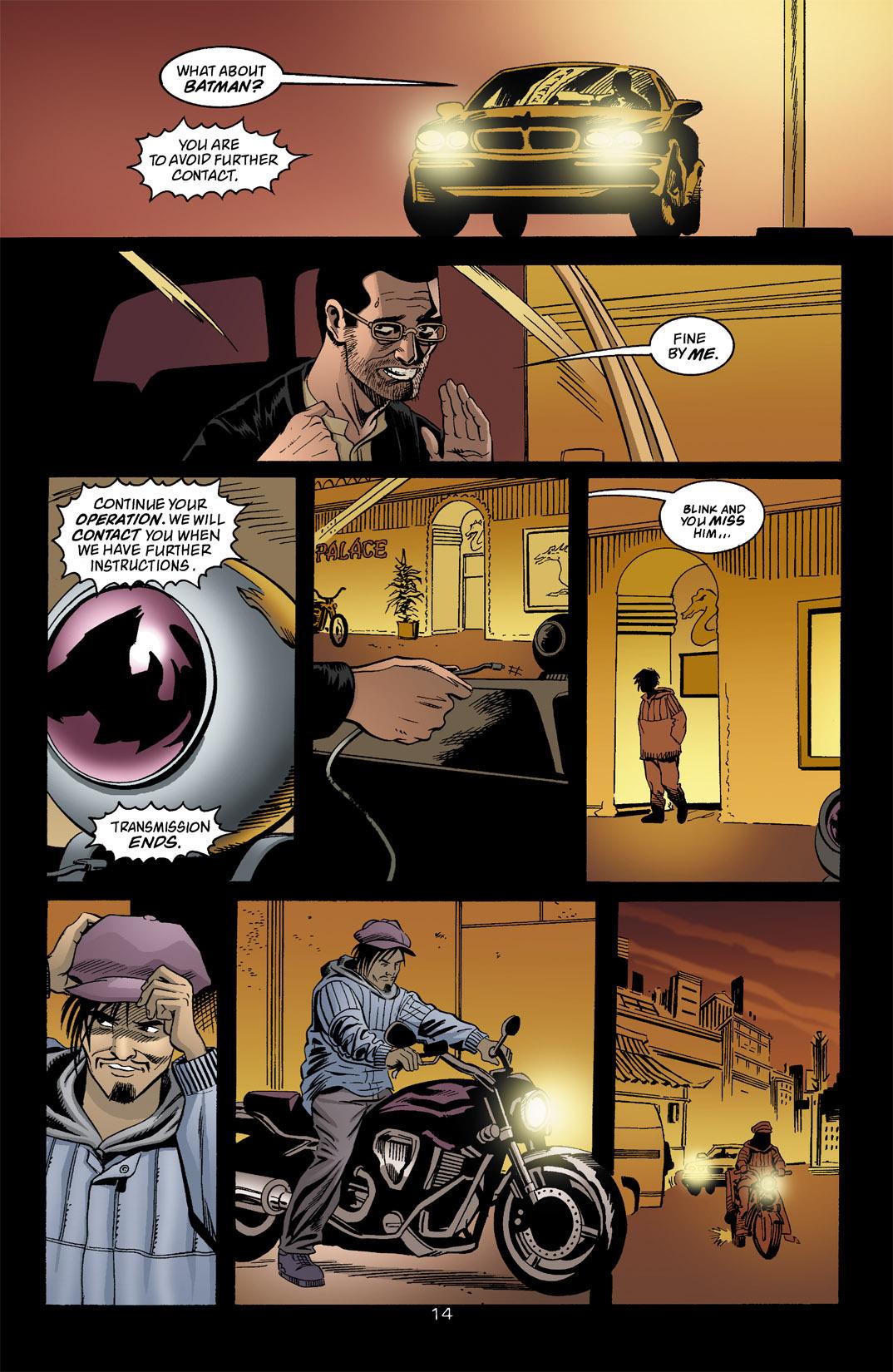 Detective Comics (1937) 769 Page 14