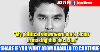 TRENDING: The Real Reason Of Atom Araullo's Resignation is So Terrifying