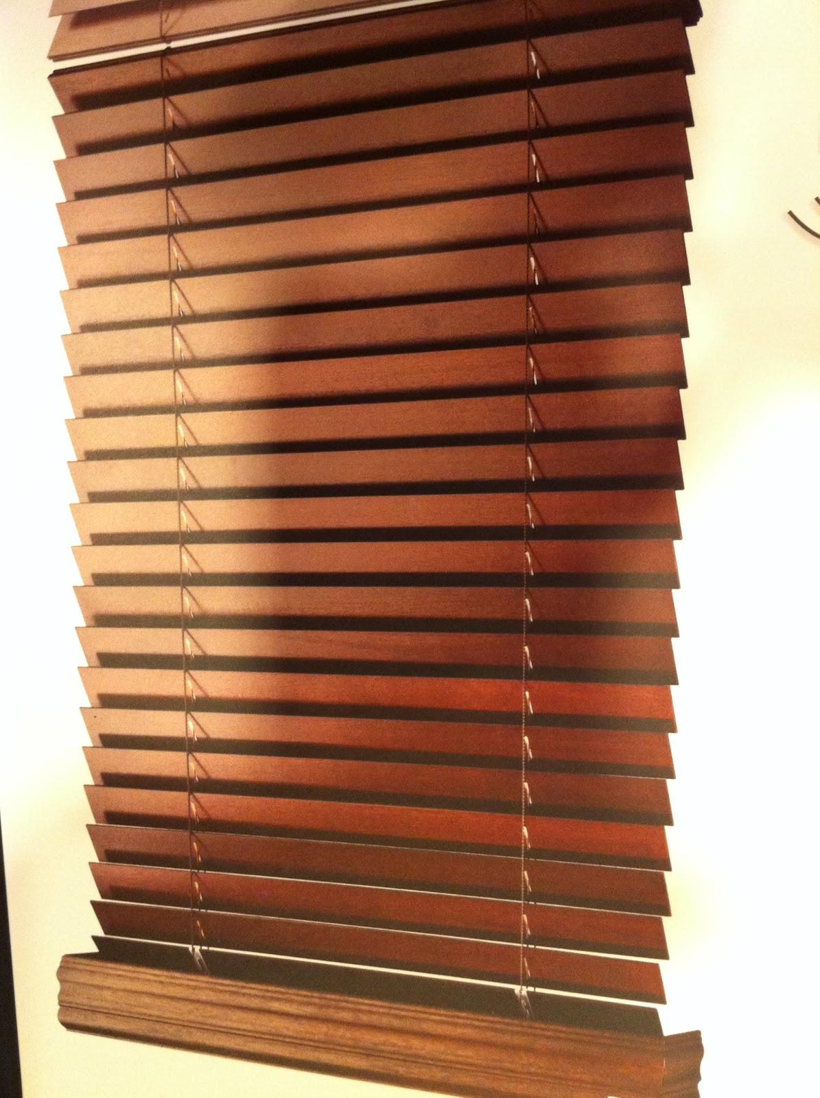 Ihomefurnishing: Best quality wooden venetian Blinds