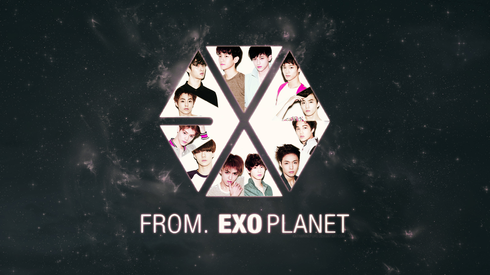 Exo Tumblr Backgrounds Images & Pictures - Becuo