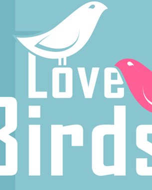 download love birds blackberry