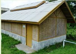 Kumbung tempat jamur