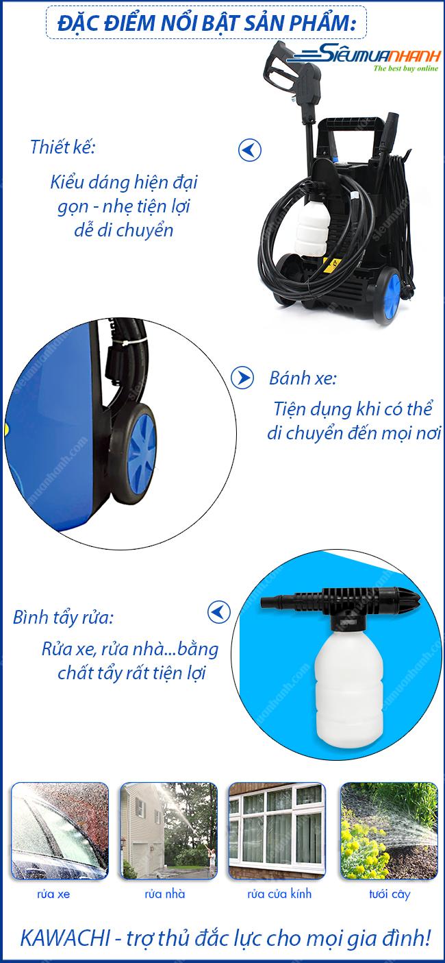 Máy xịt rửa áp lực cao Kawachi giá rẻ tại TPHCM Binh-xit-rua-cao-ap-kawachi-4
