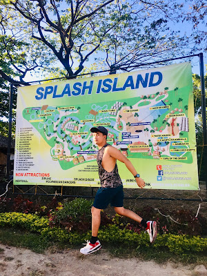 Have A Splashing Good Time at Splash Island - Biñan Laguna PH