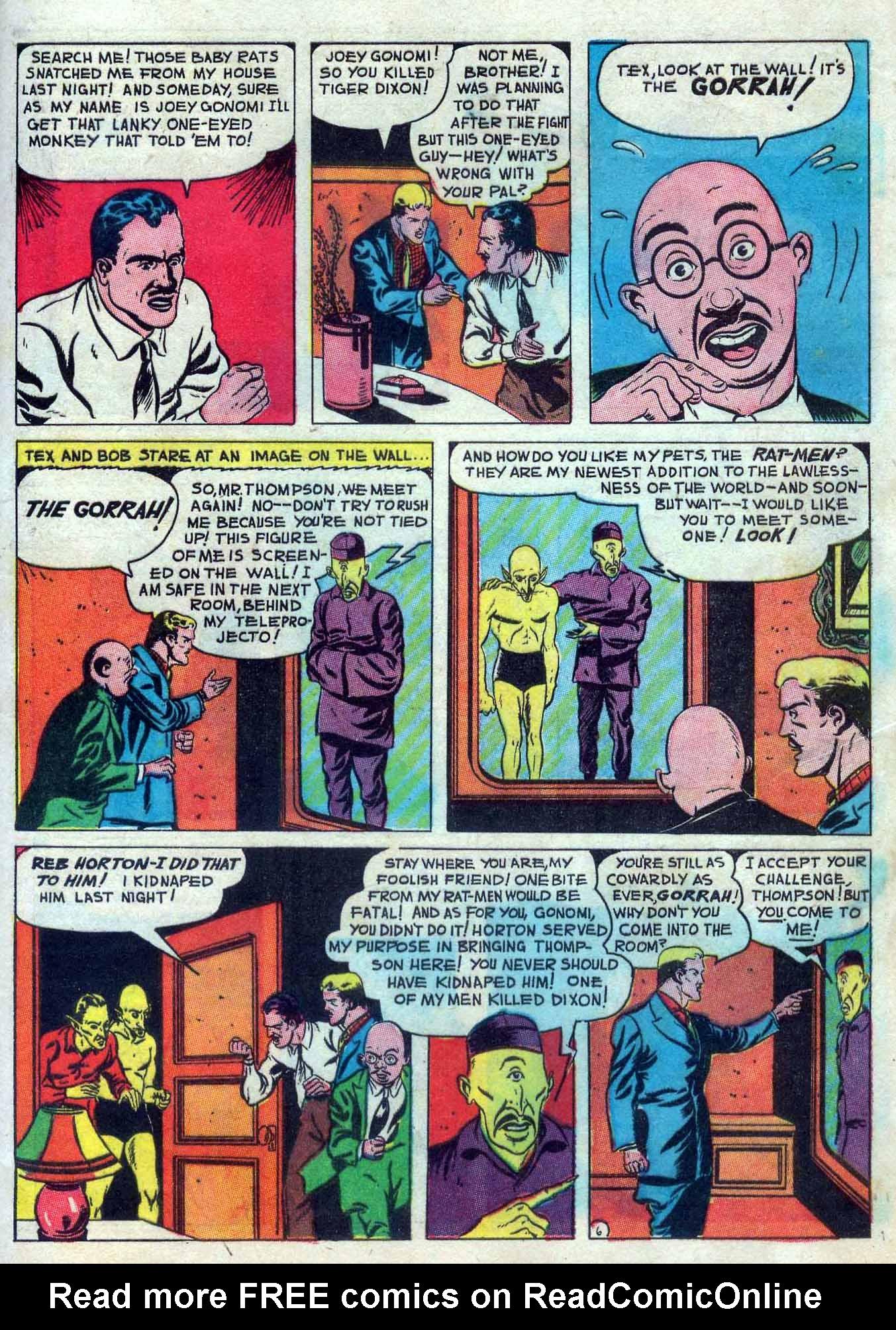 Read online Action Comics (1938) comic -  Issue #27 - 45