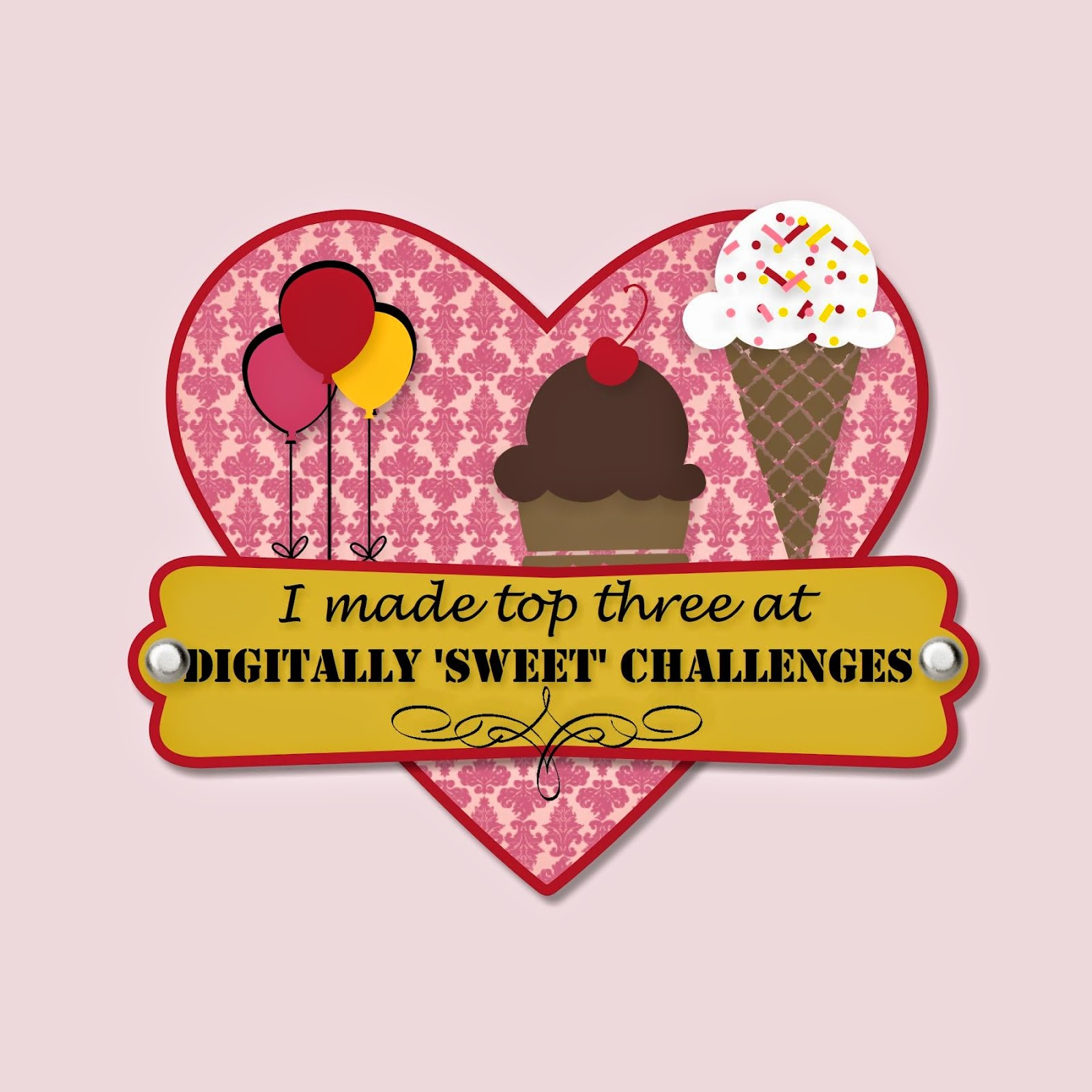 "Digitally ""Sweet"" Challenge"