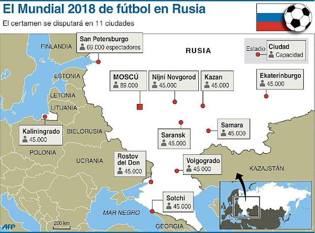 Mundial rusia 2018 precios de las entradas mundial rusia for Cuando es fuera de lugar en un partido de futbol