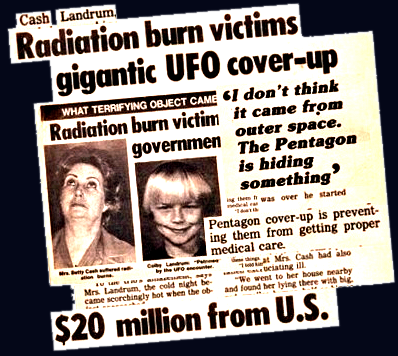 The $20 Million Cash-Landrum UFO Story