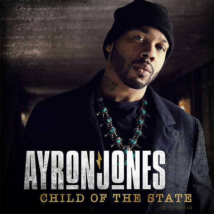 Ayron Jones-Child Of The State