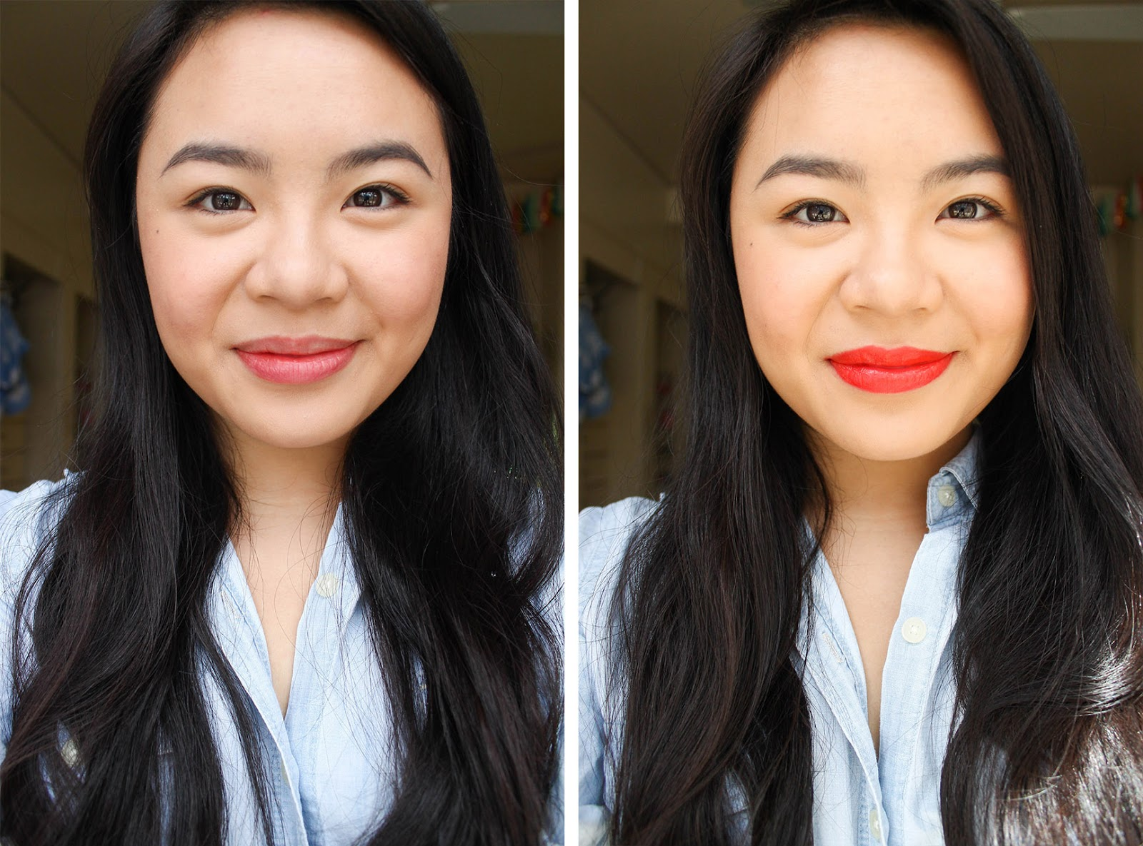 Maybelline Vibrant Mandarin, 3 Spring Lip Looks | The Bella Insider