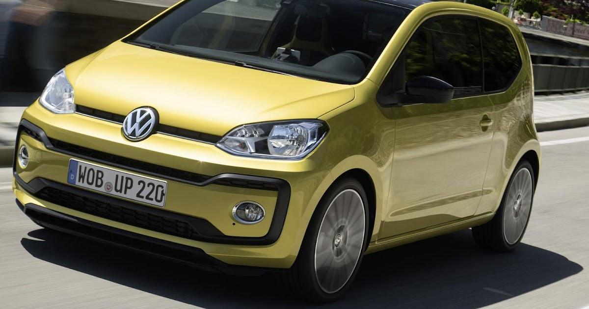 Volkswagen Up! 2017 eleito melhor sub-compacto - Europa