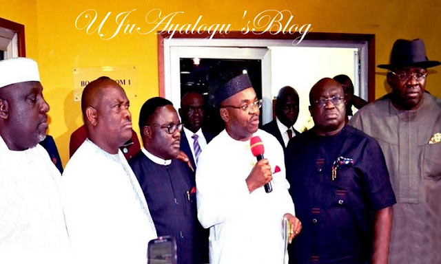 South-South, South-East Governors To Meet In Rivers