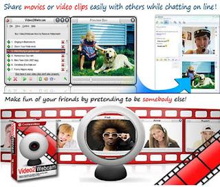 Video2Webcam Serial Key