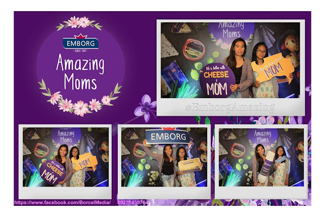 Emborg Amazing Moms - celebration of a Mother's undying dedication for the family
