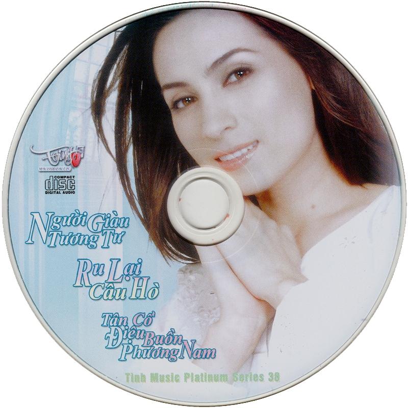 Tình Platinum CD038 - Ru Lại Câu Hò (NRG)