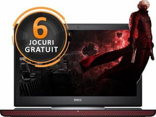 Laptop Dell Inspiron 7566 Intel Core Skylake