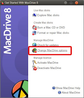 Menggunakan MacDrive Bisa Share File Windows To Mac OS