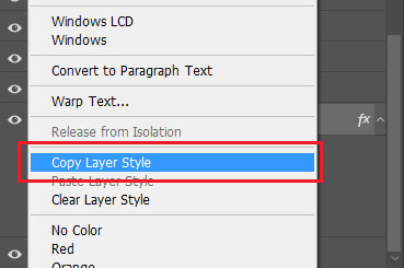 copy layer photoshop