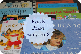 Pre-K Plans