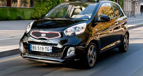 kia picanto 3 portes la nouvelle voiture pas si petite photos infos live. Black Bedroom Furniture Sets. Home Design Ideas
