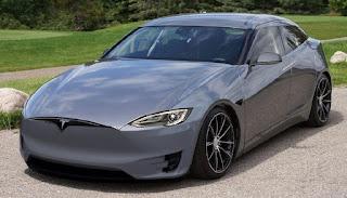 2019 Tesla Model S Concept, prix, design et caractéristiques du moteur -