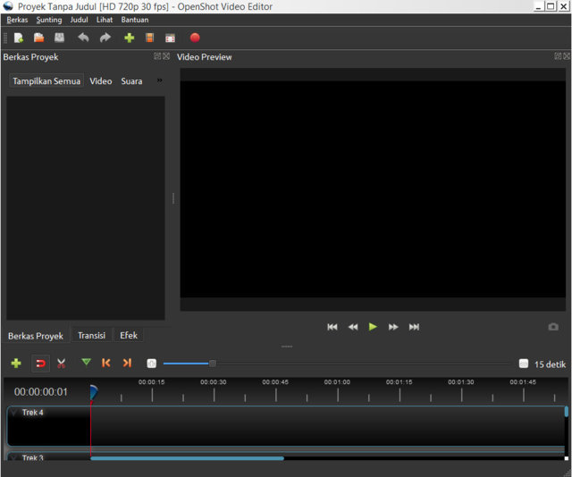 Software Video Editing Gratis Terbaik