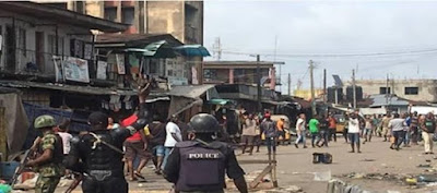 News: Owerri Market Protest Takes Three Lives