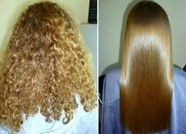 قناع طبيعي مجرب من الزيوت لفرد الشعر وتنعيمه