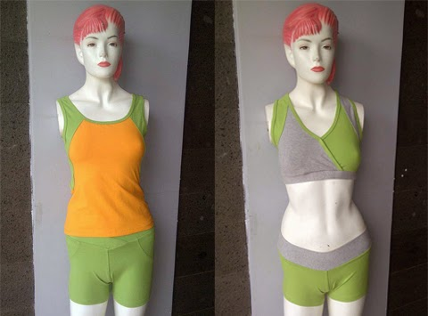 model baju senam 2016