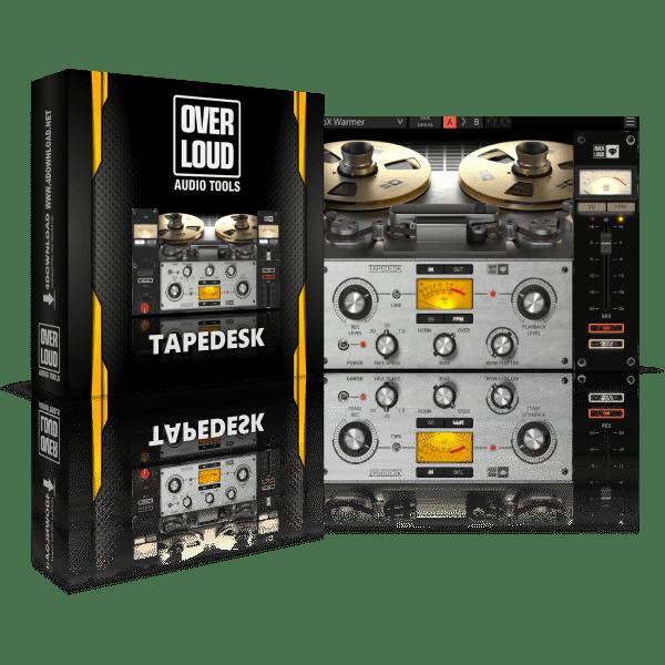 Overloud TAPEDESK v1.2.0 Full version
