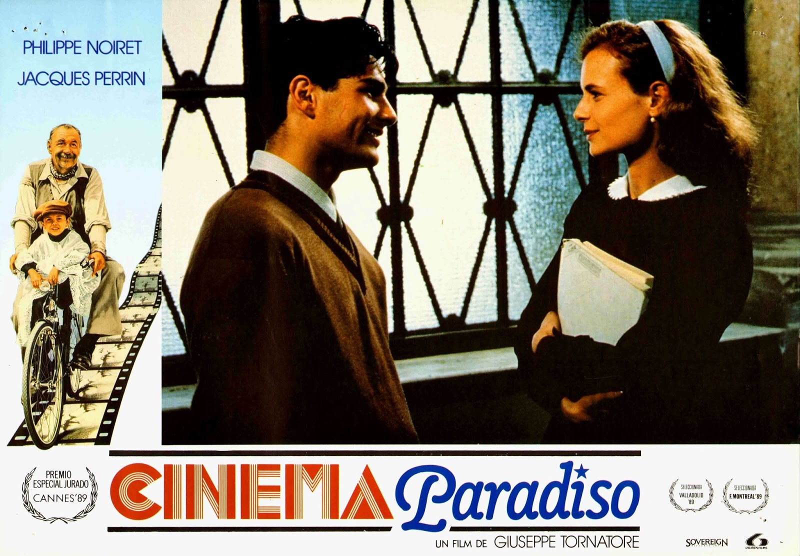 a plot analysis of the film cinema paradiso by giuseppe tornatore Cinema paradiso offers a nostalgic look at films and the effect they have on a young boy who grows up in and around the title village movie theater in this italian comedy drama that is based on the life and times of screenwriter/director giuseppe tornatore.