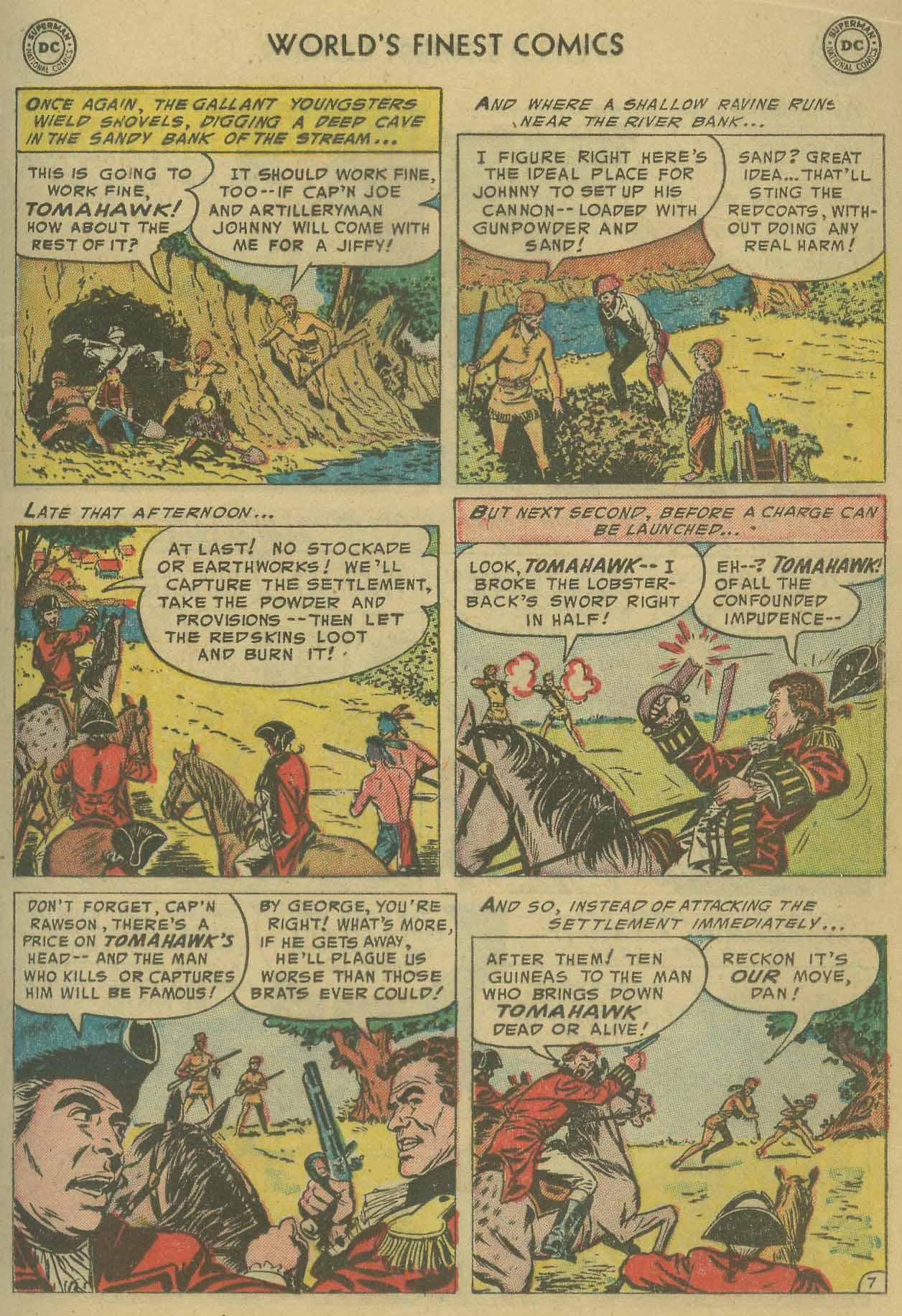 Read online World's Finest Comics comic -  Issue #69 - 23