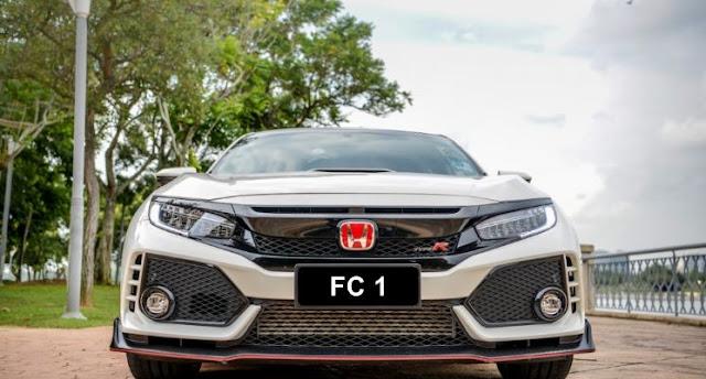 Honda Civic FC