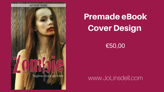 Premade eBook Cover by Jo Linsdell €50,00