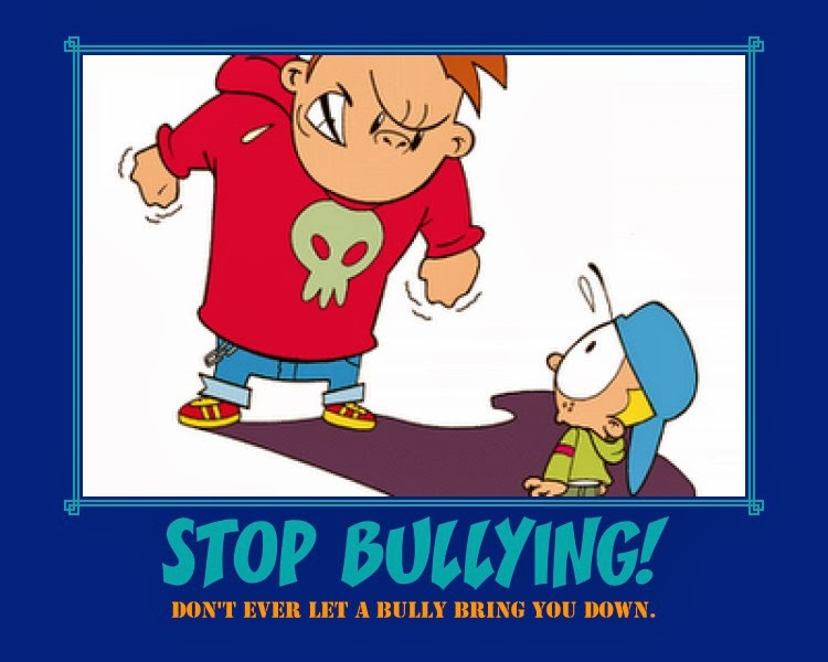 English for primary: Anti-Bullying Poster