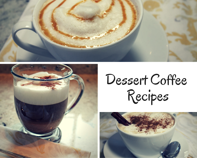 Dessert Coffees to Pair with Biscotti