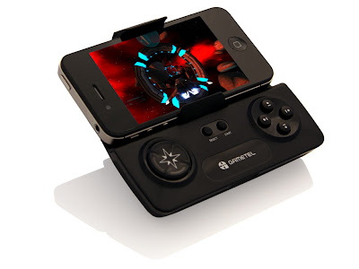Gametel mostra controle Bluetooth para Android 3