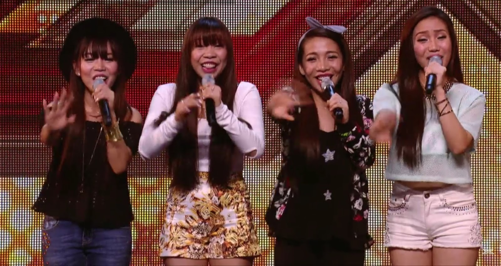 4th IMPACT, X-FACTOR UK