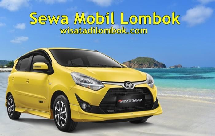 Rental Mobil Agya di Lombok