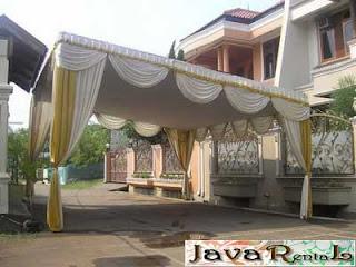 Sewa Tenda Plafon VIP - Sewa Tenda Plafon VIP Pernikahan