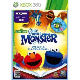 [Xbox360][セサミストリート:ワンス・アポン・ア・モンスター] ISO (JPN) Download